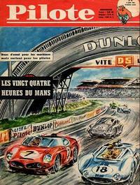 Cover Thumbnail for Pilote (Dargaud, 1960 series) #85