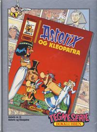 Cover Thumbnail for Asterix [Tegneserie Bokklubben] (Hjemmet / Egmont, 1992 series) #2