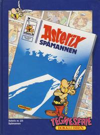 Cover Thumbnail for Asterix [Tegneserie Bokklubben] (Hjemmet / Egmont, 1992 series) #19 - Spåmannen