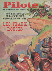 Cover Thumbnail for Pilote (Dargaud, 1960 series) #287