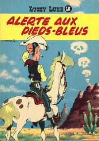 Cover Thumbnail for Lucky Luke (Dupuis, 1949 series) #10 - Alerte aux Pieds-Bleus
