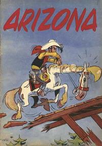 Cover Thumbnail for Lucky Luke (Dupuis, 1949 series) #3 - Arizona