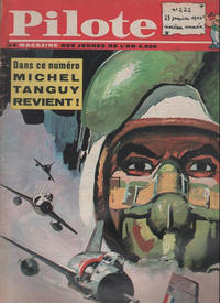 Cover Thumbnail for Pilote (Dargaud éditions, 1960 series) #222