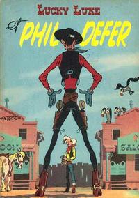 Cover Thumbnail for Lucky Luke (Dupuis, 1949 series) #8 - Lucky Luke et Phil Defer