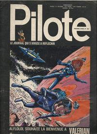 Cover Thumbnail for Pilote (Dargaud, 1960 series) #632