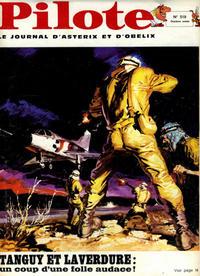 Cover Thumbnail for Pilote (Dargaud, 1960 series) #519
