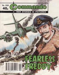 Cover Thumbnail for Commando (D.C. Thomson, 1961 series) #2528