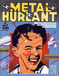 Cover Thumbnail for Métal Hurlant (Les Humanoïdes Associés, 1975 series) #7