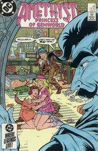 Cover Thumbnail for Amethyst (DC, 1985 series) #4 [Direct]