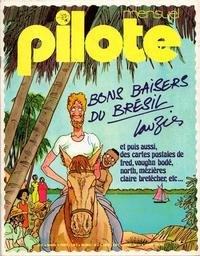 Cover Thumbnail for Pilote Mensuel (Dargaud, 1974 series) #15
