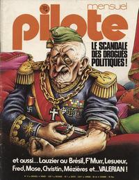 Cover Thumbnail for Pilote Mensuel (Dargaud, 1974 series) #14