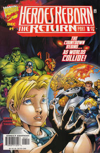gcd issue heroes reborn the return 1 franklin richards cover