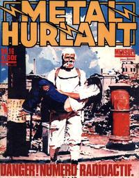 Cover Thumbnail for Métal Hurlant (Les Humanoïdes Associés, 1975 series) #16