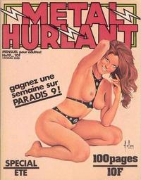 Cover Thumbnail for Métal Hurlant (Les Humanoïdes Associés, 1975 series) #19