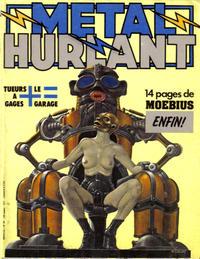 Cover Thumbnail for Métal Hurlant (Les Humanoïdes Associés, 1975 series) #29