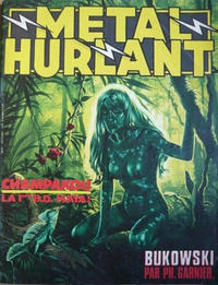 Cover Thumbnail for Métal Hurlant (Les Humanoïdes Associés, 1975 series) #34