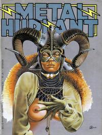 Cover Thumbnail for Métal Hurlant (Les Humanoïdes Associés, 1975 series) #39