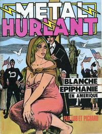 Cover Thumbnail for Métal Hurlant (Les Humanoïdes Associés, 1975 series) #40