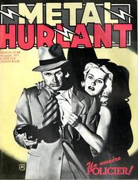 Cover Thumbnail for Métal Hurlant (Les Humanoïdes Associés, 1975 series) #43