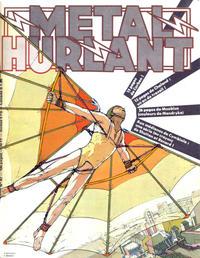 Cover Thumbnail for Métal Hurlant (Les Humanoïdes Associés, 1975 series) #47