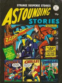 Cover Thumbnail for Astounding Stories (Alan Class, 1966 series) #191