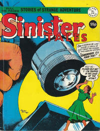 Cover Thumbnail for Sinister Tales (Alan Class, 1964 series) #219