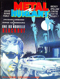 Cover Thumbnail for Métal Hurlant (Les Humanoïdes Associés, 1975 series) #87