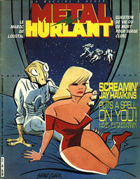 Cover Thumbnail for Métal Hurlant (Les Humanoïdes Associés, 1975 series) #89