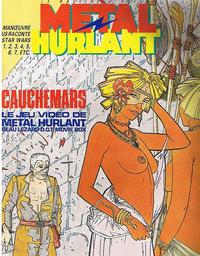 Cover Thumbnail for Métal Hurlant (Les Humanoïdes Associés, 1975 series) #90