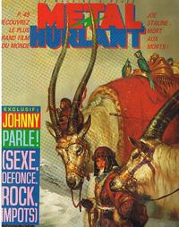 Cover Thumbnail for Métal Hurlant (Les Humanoïdes Associés, 1975 series) #94