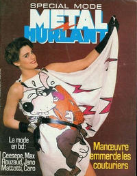 Cover for Métal Hurlant (Les Humanoïdes Associés, 1975 series) #96