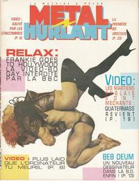 Cover for Métal Hurlant (Les Humanoïdes Associés, 1975 series) #97