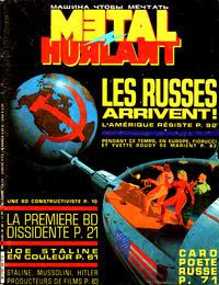 Cover Thumbnail for Métal Hurlant (Les Humanoïdes Associés, 1975 series) #98