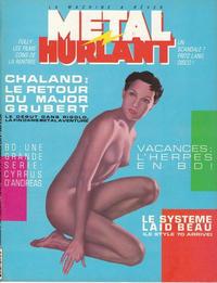 Cover Thumbnail for Métal Hurlant (Les Humanoïdes Associés, 1975 series) #101