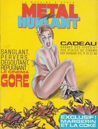 Cover Thumbnail for Métal Hurlant (Les Humanoïdes Associés, 1975 series) #105