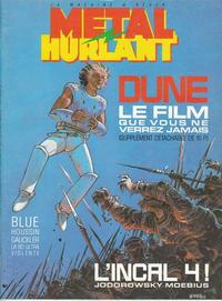 Cover Thumbnail for Métal Hurlant (Les Humanoïdes Associés, 1975 series) #107