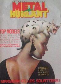 Cover Thumbnail for Métal Hurlant (Les Humanoïdes Associés, 1975 series) #108