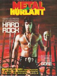 Cover Thumbnail for Métal Hurlant (Les Humanoïdes Associés, 1975 series) #109