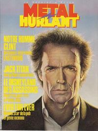 Cover Thumbnail for Métal Hurlant (Les Humanoïdes Associés, 1975 series) #114