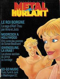 Cover Thumbnail for Métal Hurlant (Les Humanoïdes Associés, 1975 series) #115