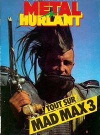 Cover Thumbnail for Métal Hurlant (Les Humanoïdes Associés, 1975 series) #110