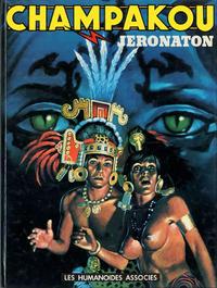 Cover Thumbnail for Champakou (Les Humanoïdes Associés, 1979 series)