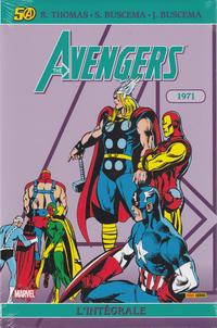 Cover Thumbnail for Avengers : L'intégrale (Panini France, 2006 series) #1971