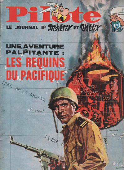 Cover for Pilote (Dargaud, 1960 series) #403