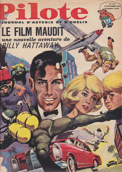 Cover for Pilote (Dargaud, 1960 series) #310