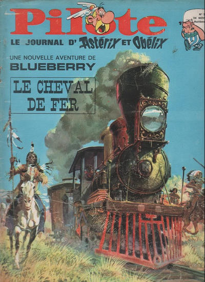 Cover for Pilote (Dargaud, 1960 series) #370