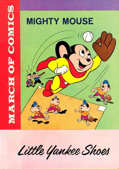 Cover for March of Comics (Western, 1946 series) #247