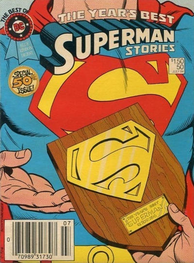 Cover for The Best of DC (DC, 1979 series) #50 [Direct]