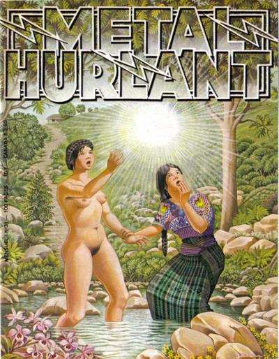 Cover for Métal Hurlant (Les Humanoïdes Associés, 1975 series) #31