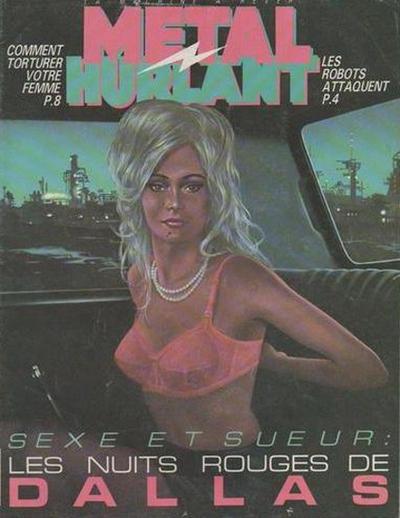 Cover for Métal Hurlant (Les Humanoïdes Associés, 1975 series) #88